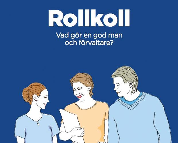 Framsidan på Rollkolls skrift