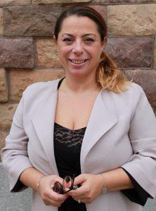 Jennie Östlund, ombudsman RFS